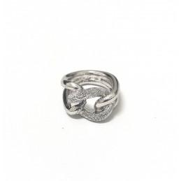 Anello grumetta in argento...