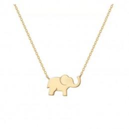 Collana con elefanino