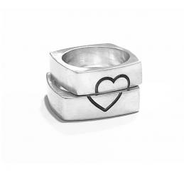 Anello Cube Love realizzato...
