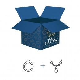 MISTERY BOX ANELLO +...